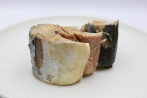 天長食品 鯖水煮の鯖缶4