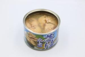 レヴクリエイト さば 水煮の鯖缶2