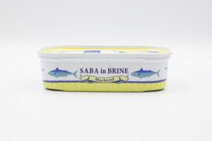 ニッスイ デンマーク産 鯖水煮の鯖缶2