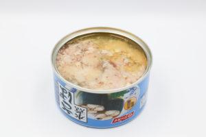 ニッスイ 天日塩使用 さば水煮の鯖缶3
