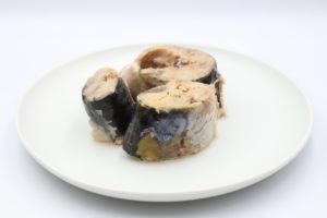 マルハニチロ さば水煮の鯖缶4