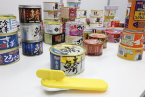 HOKO 鯖水煮 北欧産さば使用の鯖缶と缶切り