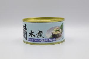 福井缶詰 鯖水煮の鯖缶 旧パッケージ2