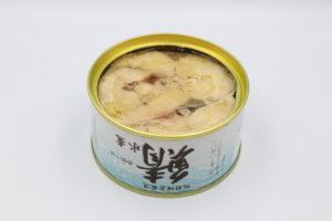 ユアーズホテルフクイ 総料理長厳選 鯖水煮の鯖缶3