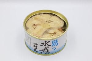 田村長 鯖の水煮の鯖缶2