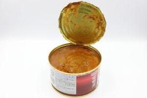 HOKO 鯖みそ煮の鯖缶2
