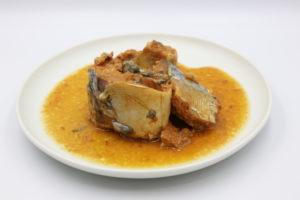 伊藤食品 鯖みそ煮の鯖缶4