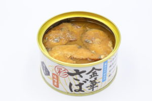 木の屋石巻水産 金華さば味噌煮の鯖缶2