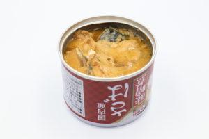 HOKO 鯖みそ煮 宝幸八戸工場製造の鯖缶3