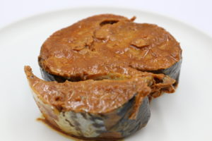 福井缶詰 鯖みそ煮の鯖缶4