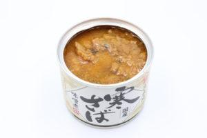 高木商店 寒さば味噌煮の鯖缶3