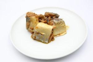 高木商店 寒さば味噌煮の鯖缶4