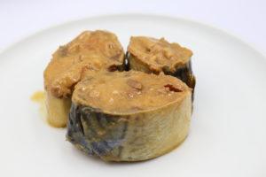 信田缶詰 さば味噌煮の鯖缶4