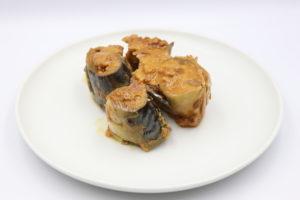 マルハニチロ 鯖 味噌煮の鯖缶4