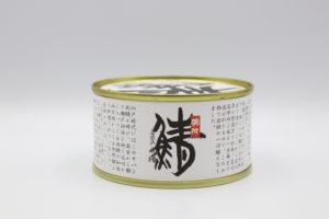 小浜海産物 鯖 味付 醤油煮の鯖缶1