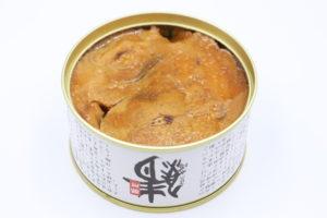 小浜海産物 鯖 味付 醤油煮の鯖缶3
