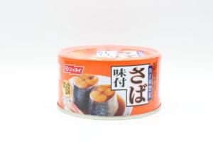 ニッスイ 魚介和惣菜 さば味付(醤油煮)の鯖缶1