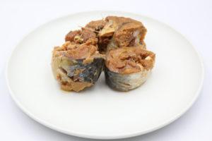 ニッスイ 魚介和惣菜 さば味付(醤油煮)の鯖缶4
