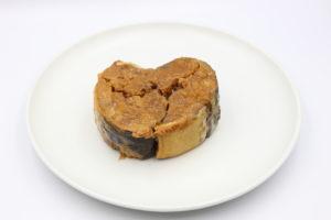 福井缶詰 鯖味付(醤油煮)の鯖缶3