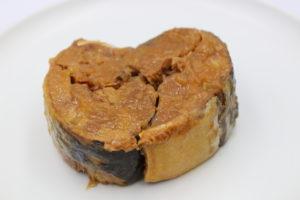 福井缶詰 鯖味付(醤油煮)の鯖缶4