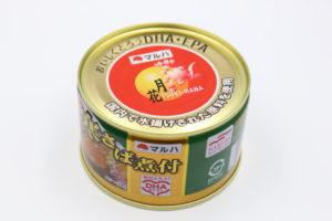 マルハニチロ 寒さば煮付 月花の鯖缶2