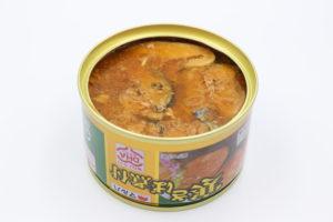 マルハニチロ 寒さば煮付 月花の鯖缶3