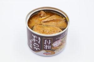 HOKO さば味付の鯖缶3