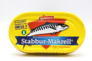 スタブラ サバフィレ(トマトソース)鯖缶1