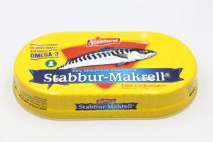 スタブラ サバフィレ(トマトソース)鯖缶2