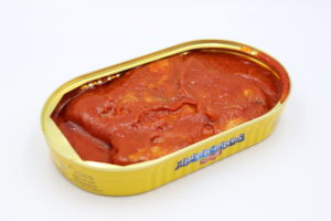 スタブラ サバフィレ(トマトソース)鯖缶3