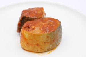 K&Kさば味噌イタリアンの鯖缶4