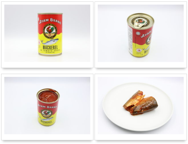 アヤム さばトマトソース煮 鯖缶
