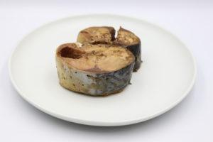 岩手県産サヴァ ブラックペッパー味の鯖缶4