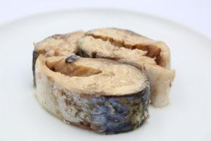 気仙沼ほてい 鯖オリーブオイル鯖缶4