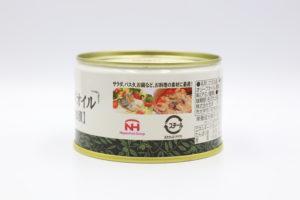 宝幸(HOKO)サバ オリーブオイル(さば油漬)の鯖缶5