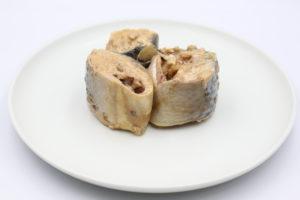 宝幸(HOKO)サバ オリーブオイル(さば油漬)の鯖缶4