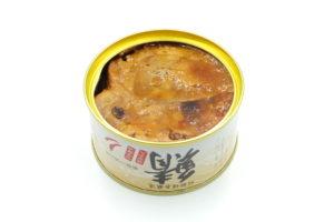 ユアーズホテルフクイ 総料理長厳選 鯖 甘辛醤油(唐辛子入り)のサバ缶2